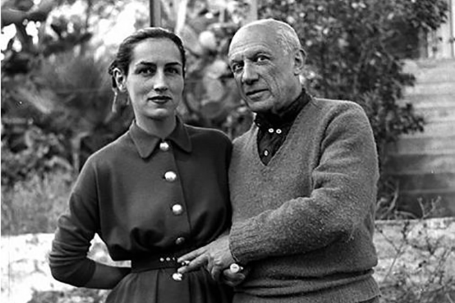 picasso-and-francoise-gilot